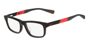 Nike NIKE 5535 (001) Black-Challenge Red