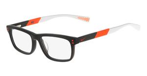 Nike NIKE 5535 (068) Dark Grey-Total Orange