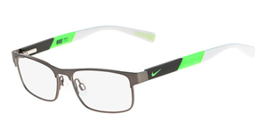 Nike NIKE 5574 (069) Brushed Gunmetal-Flash Lime