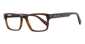 Kenneth Cole New York KC0233 Shiny Dark Brown