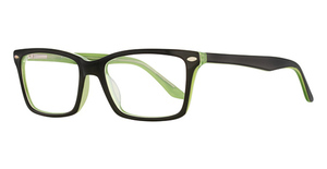 Clariti KONISHI KA5738 Black/Green