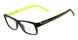 Lacoste L2707 (003) Black/Lime