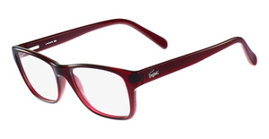 Lacoste L2763 (615) Red