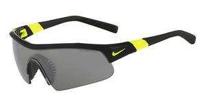 Nike Show X1 Pro EV0644 (007) Black/Volt/Gry W/Slvr Fl Outdr