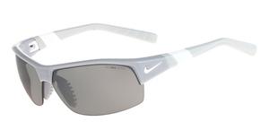 Nike Show X2 EV0620 (010) Wolf/Wht W/Gry W/Slvr Flsh Lns