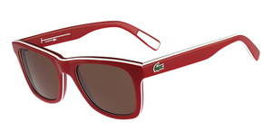 Lacoste L781S (615) Red/White/Red