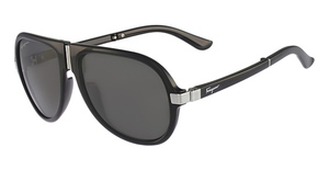 Salvatore Ferragamo SF662SP (001) Black