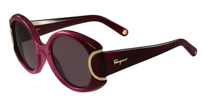 Salvatore Ferragamo SF811S SIGNATURE Sunglasses