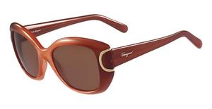 Salvatore Ferragamo SF819S Sunglasses