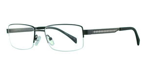 London Fog Mens Lance MM Eyeglasses