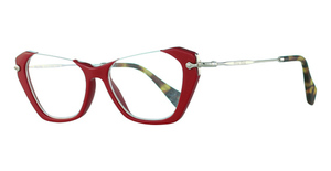 Miu Miu MU 04OV Red