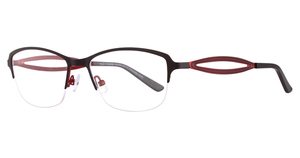 Aspex TK1001 Matt Black & Red