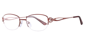 Aspex EC379 Shiny Red & Light Pink