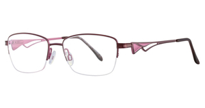 Aspex S3316 SATIN CRANBERRY AND PINK