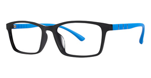 U Rock Mojo Black/Blue