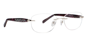 Totally Rimless TR 247 Intaglio Eyeglasses