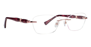 Totally Rimless TR 248 Marquise Eyeglasses