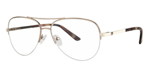 Modern Optical Farrah gold ivory/ tortoise