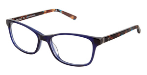 Ann Taylor AT325 Navy/ Blue Tort