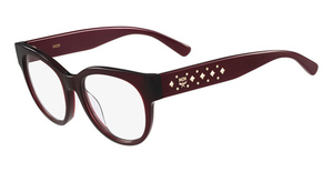 MCM MCM2613 (606) TRANSPARENT BORDEAUX-BORDEAUX