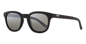 Maui Jim Koko Head 737 Matte Black Soft Touch