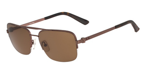 Calvin Klein CK8001S (223) Brown