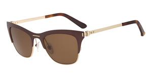 Calvin Klein CK8005S (223) Brown