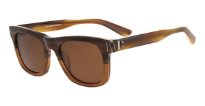 Calvin Klein CK8501SP (205) Brown Horn