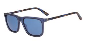 Calvin Klein CK8502S (403) Crystal Blue