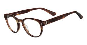Calvin Klein CK8521 (205) Brown Horn
