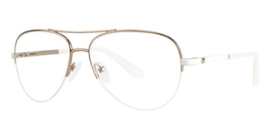 Modern Optical Farrah gold white/pearl