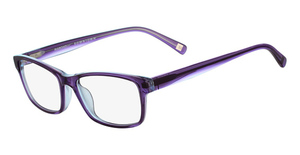 Marchon M-CORNELIA (513) Purple Blue