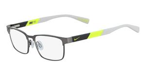Nike NIKE 5575 (068) Satin Gunmetal-Volt