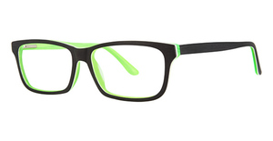 ModZ Santa Cruz black/neon green
