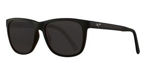 Maui Jim Tail Slide 740 Matte Grey Stripe