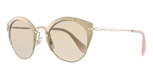 Miu Miu MU 53RS MIRROR PINK/PALE GOLD
