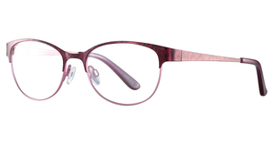 Aspex EC393 SATIN DARK & LIGHT PINK