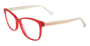 CH Carolina Herrera VHE676K Shiny Opal Red 8496