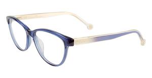 CH Carolina Herrera VHE677K Shiny Blue 0D99