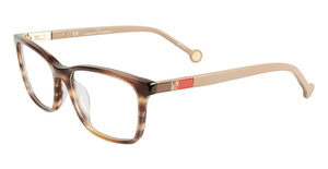 CH Carolina Herrera VHE673K Clear Brown 06Hn
