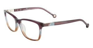 CH Carolina Herrera VHE673K Gradient Purple 0D78