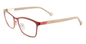 5ba71143f89e CH Carolina Herrera VHE083K Eyeglasses