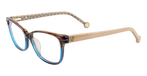CH Carolina Herrera VHE635K Brown/Blue 0M61