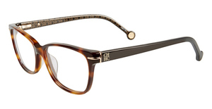 CH Carolina Herrera VHE635K Brown Havana 09Aj