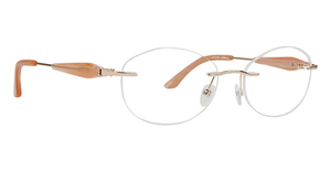 Totally Rimless TR 249 Doublet Eyeglasses