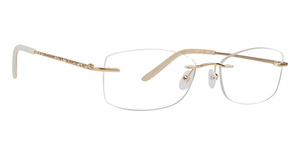 Totally Rimless TR 250 Briolette Eyeglasses