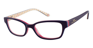 Lulu by Lulu Guinness LK010 Eyeglasses