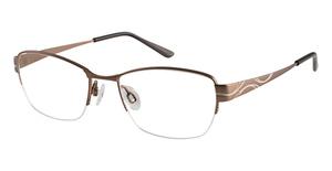 Charmant Titanium CH 12138 Eyeglasses