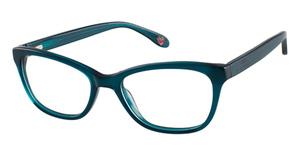 Lulu by Lulu Guinness LK004 Eyeglasses