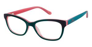 Lulu by Lulu Guinness LK009 Eyeglasses
